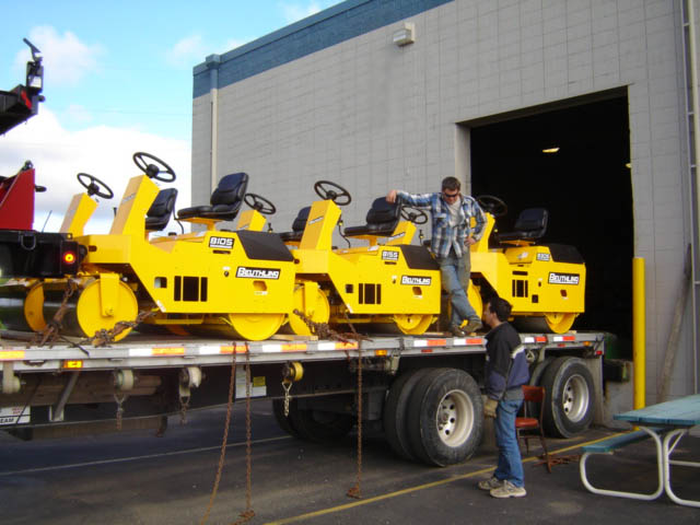 BDS MFG Manufacture Beuthling Compaction Equipment